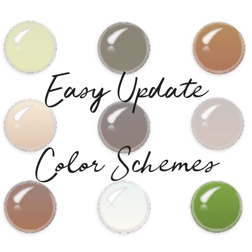 Easy update color schemes square