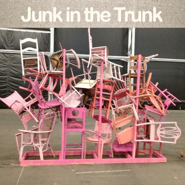 junk in the trunk chairs