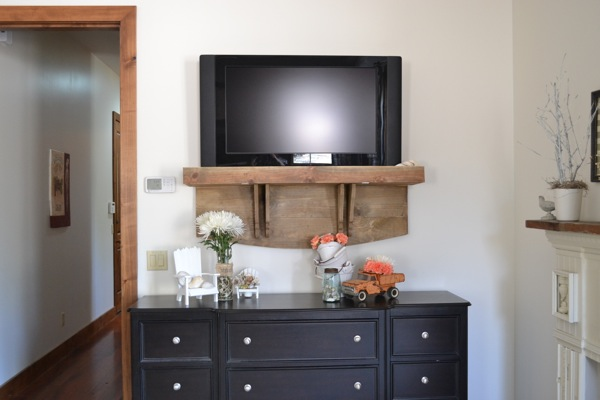 How's your TV Hanging FP Country Design Style