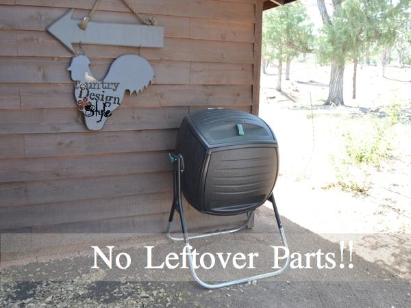 No Leftover Parts