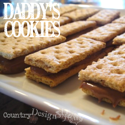 Daddy's Cookies