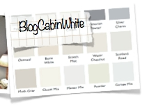 Blog Cabin White CDS