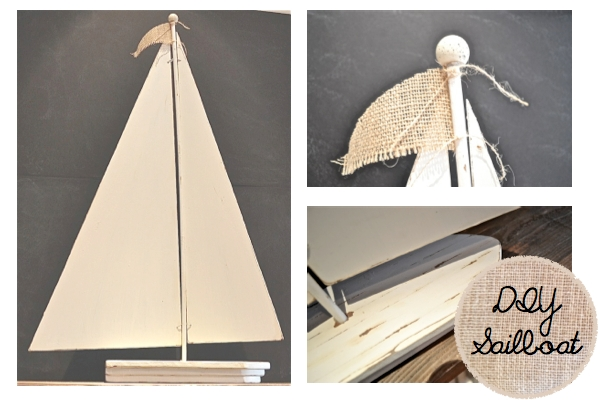DIY Sailboat Number 1 Country Design Style FP4