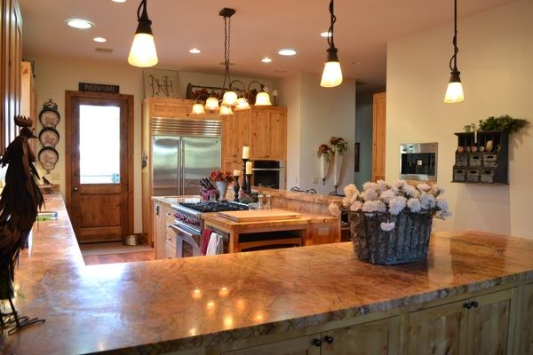 kitchen Counrty Design Style