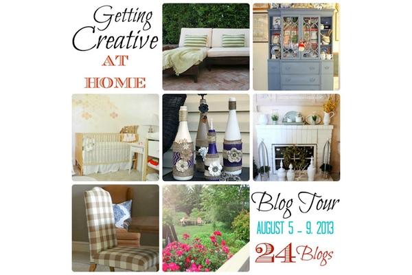 Getting Creative at Home Recap