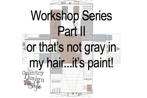 Workshop series Part II FP