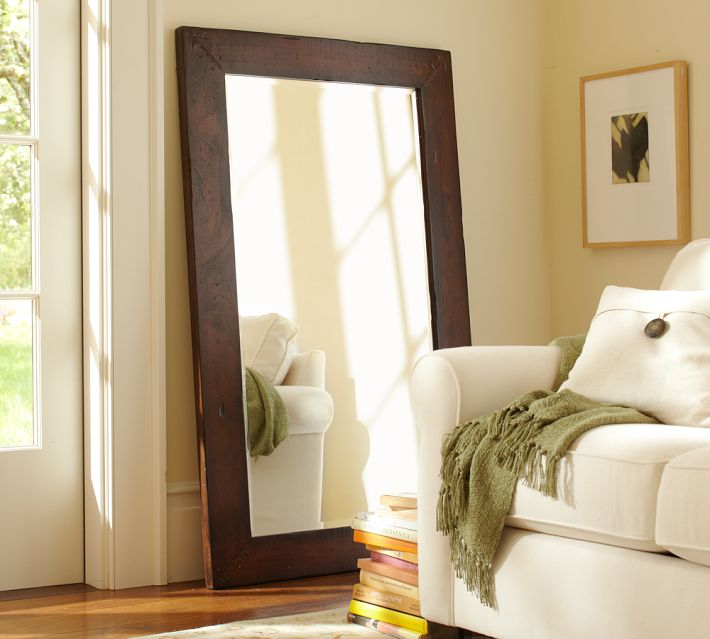 Floor Mirrors - Country Design Style