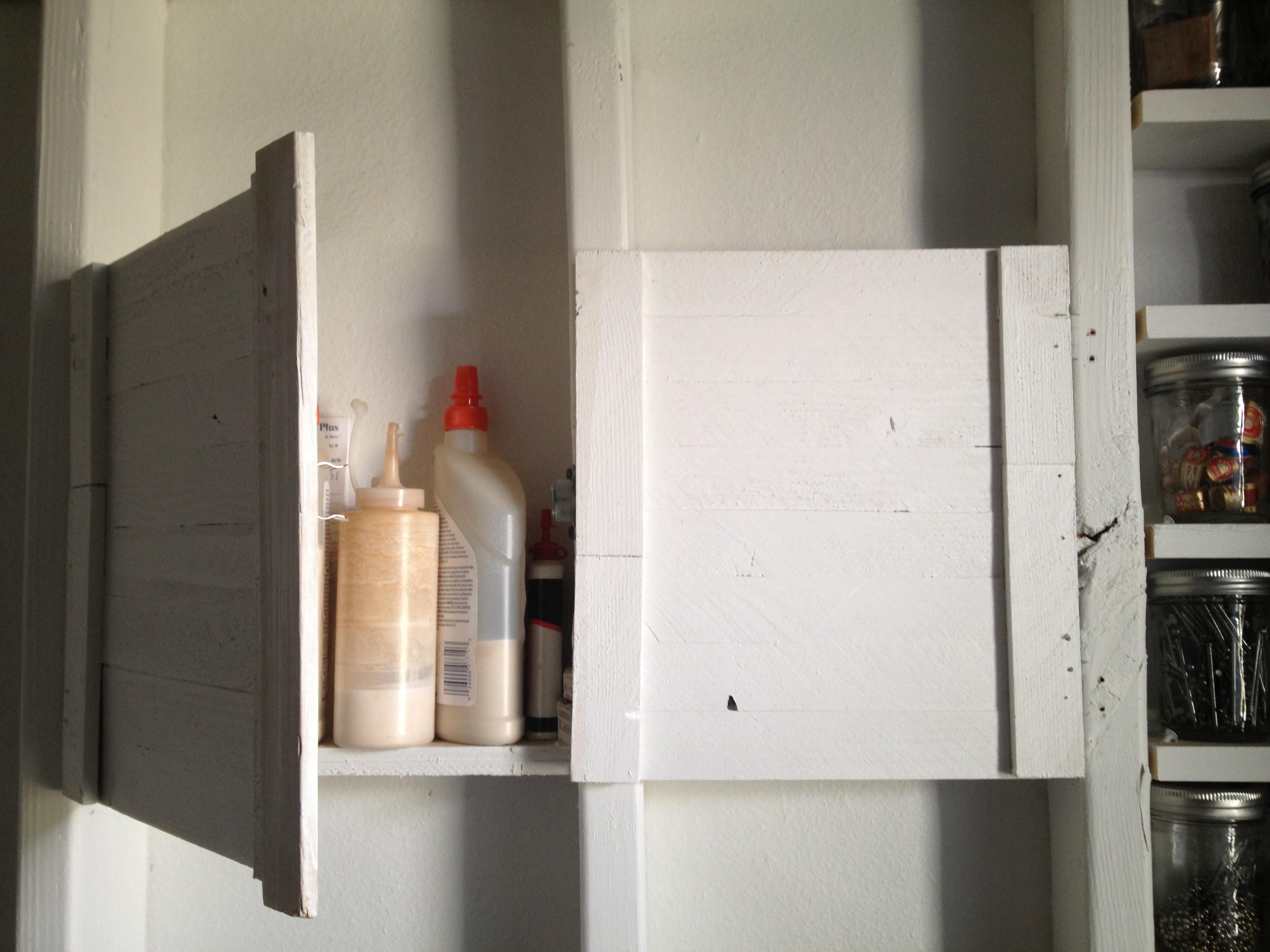 Photo Sep 20, 11 04 30 AM Glue cabinet