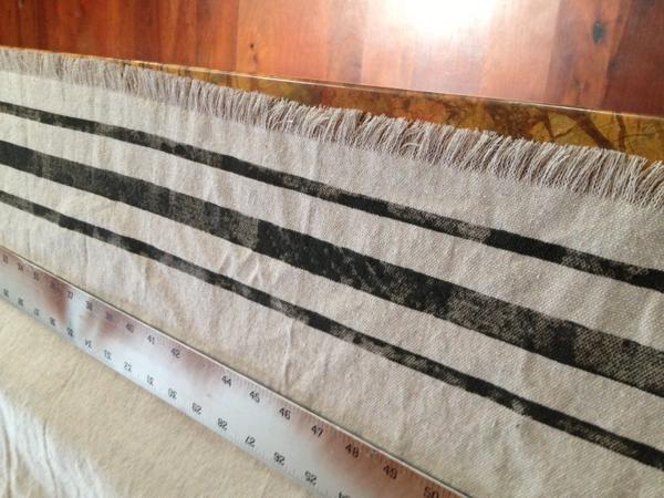 Grain Sack Inspired Curtains-2