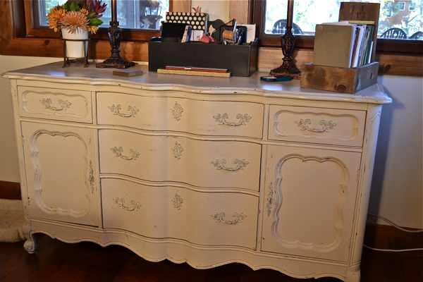 My repurposed desk Country Design Style-3