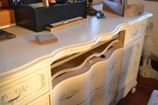 My repurposed desk Country Design Style-8