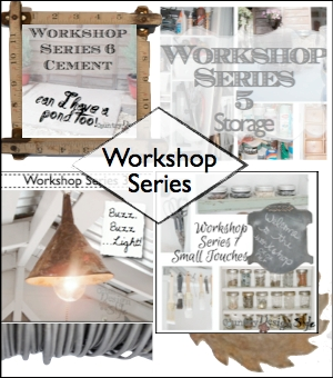 Workshop Series Country Design Style