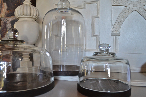 Cloche Bases Country Design Style-5
