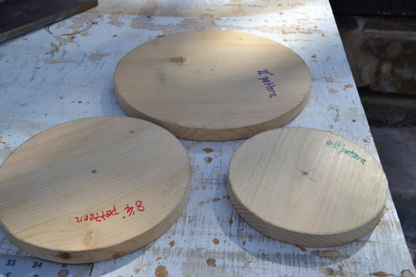 Cloche Bases Country Design Style