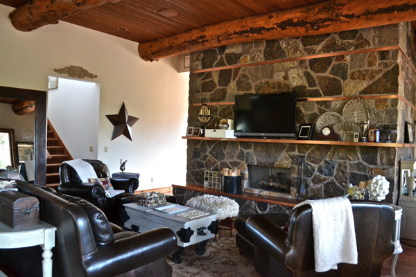 Living room https://countrydesignstyle.com #hometour