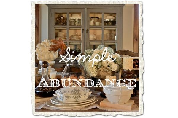Simple Abundance FP