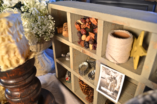 Simple Abundance Rustic Box