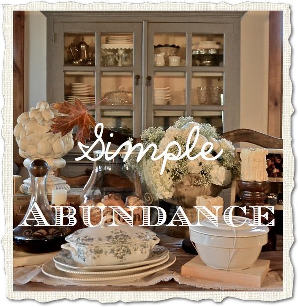 Simple Abundance SQ