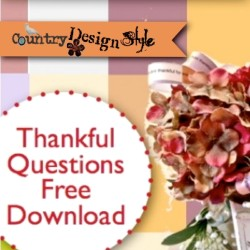 Thankful Questions FP