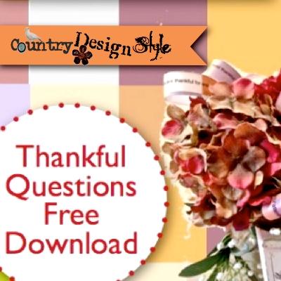 Thankful Questions SQ