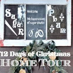 12 Days of Christmas Home Tour FP