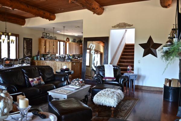 12 Days of Christmas Living room