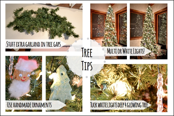 12 Days of Christmas Tree Tips