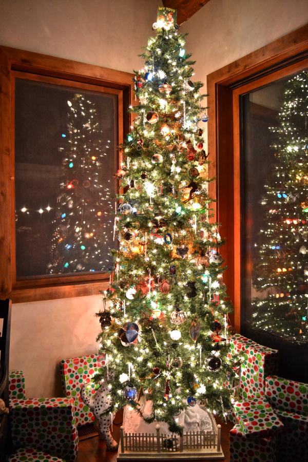 12 Days of Christmas Tree multi