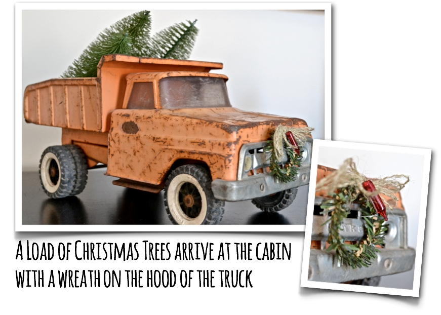 12 Days of Christmas Truck