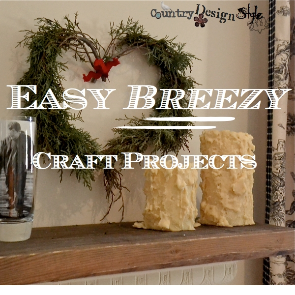 Easy Breezy Craft Project