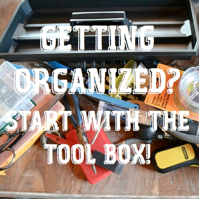Get Organized Tool Box SQ2