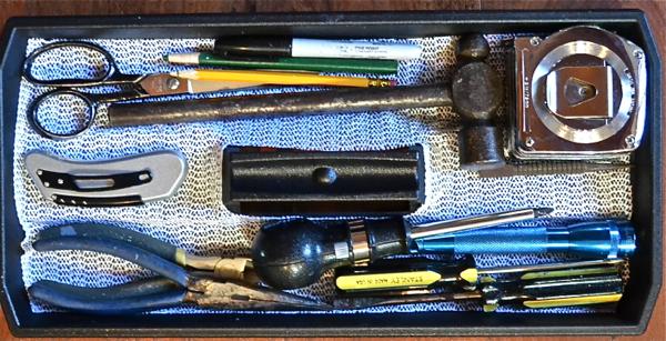 Get organized tool box