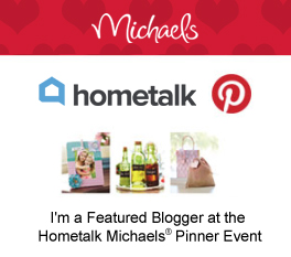 Hometalk Michaels Pinterest Event