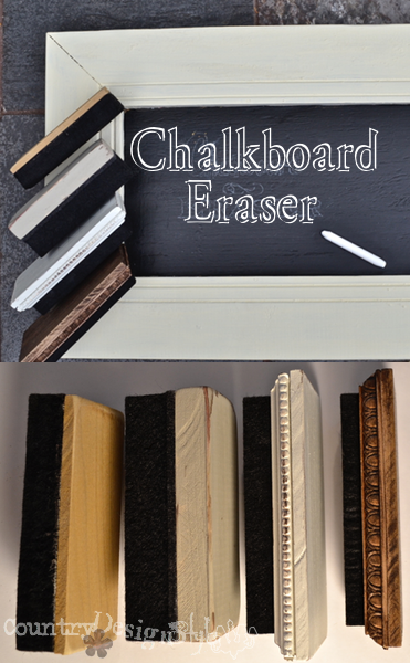 chalkboard eraser https://countrydesignstyle.com #chalkboarderasers