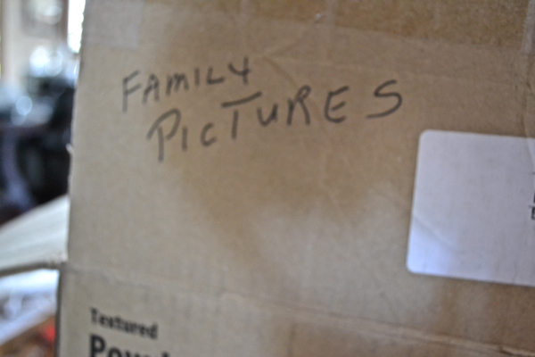 Family Picture Box