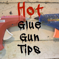 Hot glue gun tips SQ