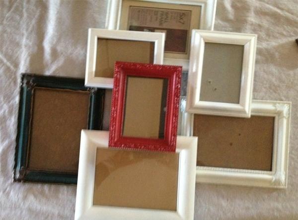 Layered Frames Designing