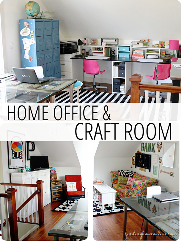Home Tour Home Office Country Design Style