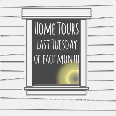 Home Tour BN White