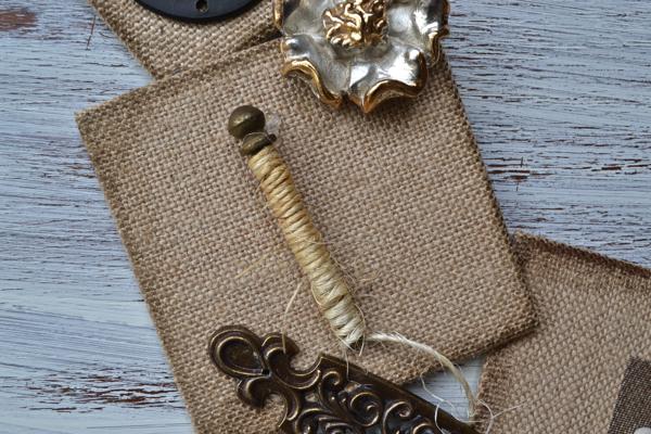 Junk-burlap-wreath-country-design-style #wreath