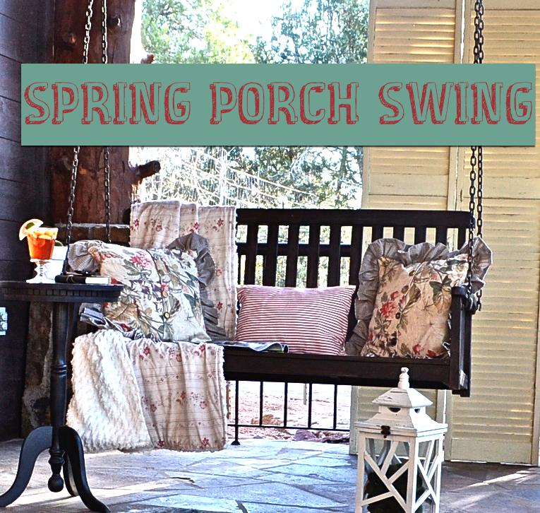 Spring Porch Swing FP
