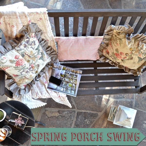 Spring Porch Swing SQ