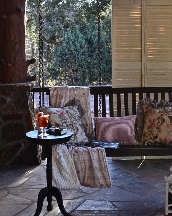 Spring Porch Swing