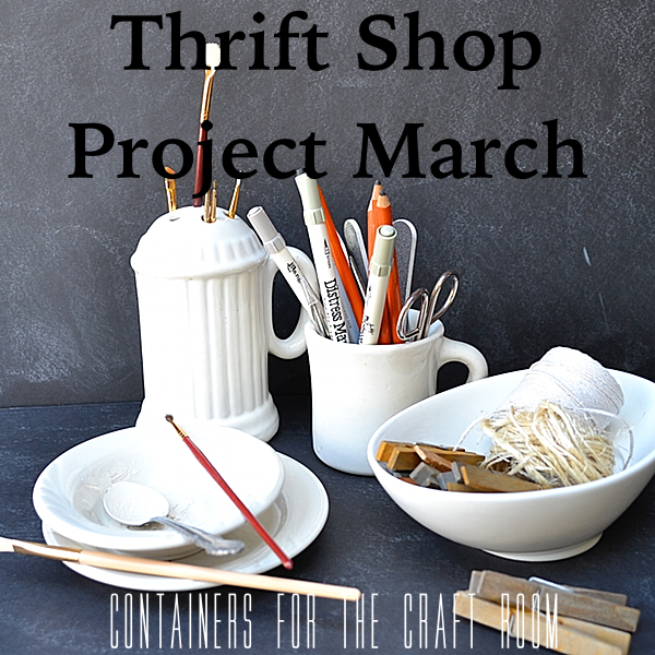 Thrift Shop Projects March