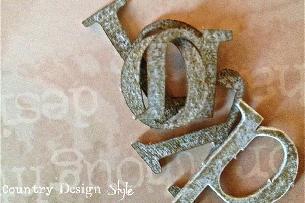 Cherish-letters