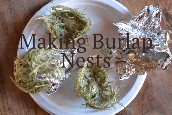 Making-burlap-nests-country-design-style