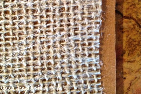 glued-burlap-to-frame-backing