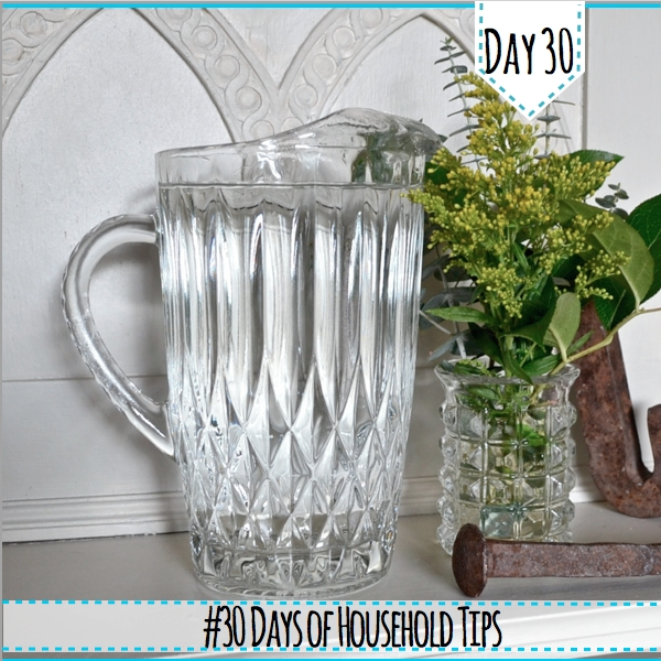 water pitcher http://countrydesignstyle.com