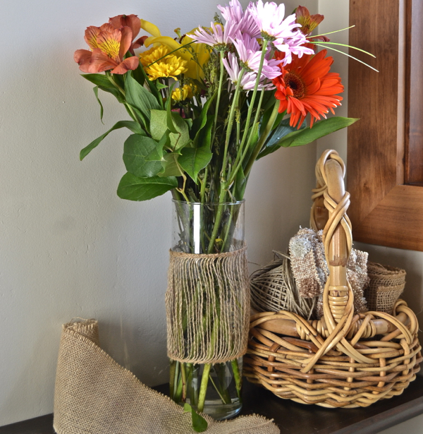 stripped-burlap-ribbon-country-design-style