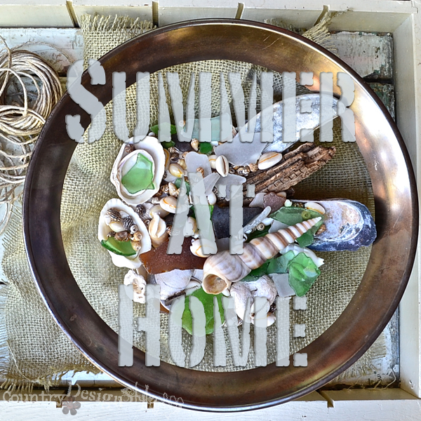 Summer at Home Tour
